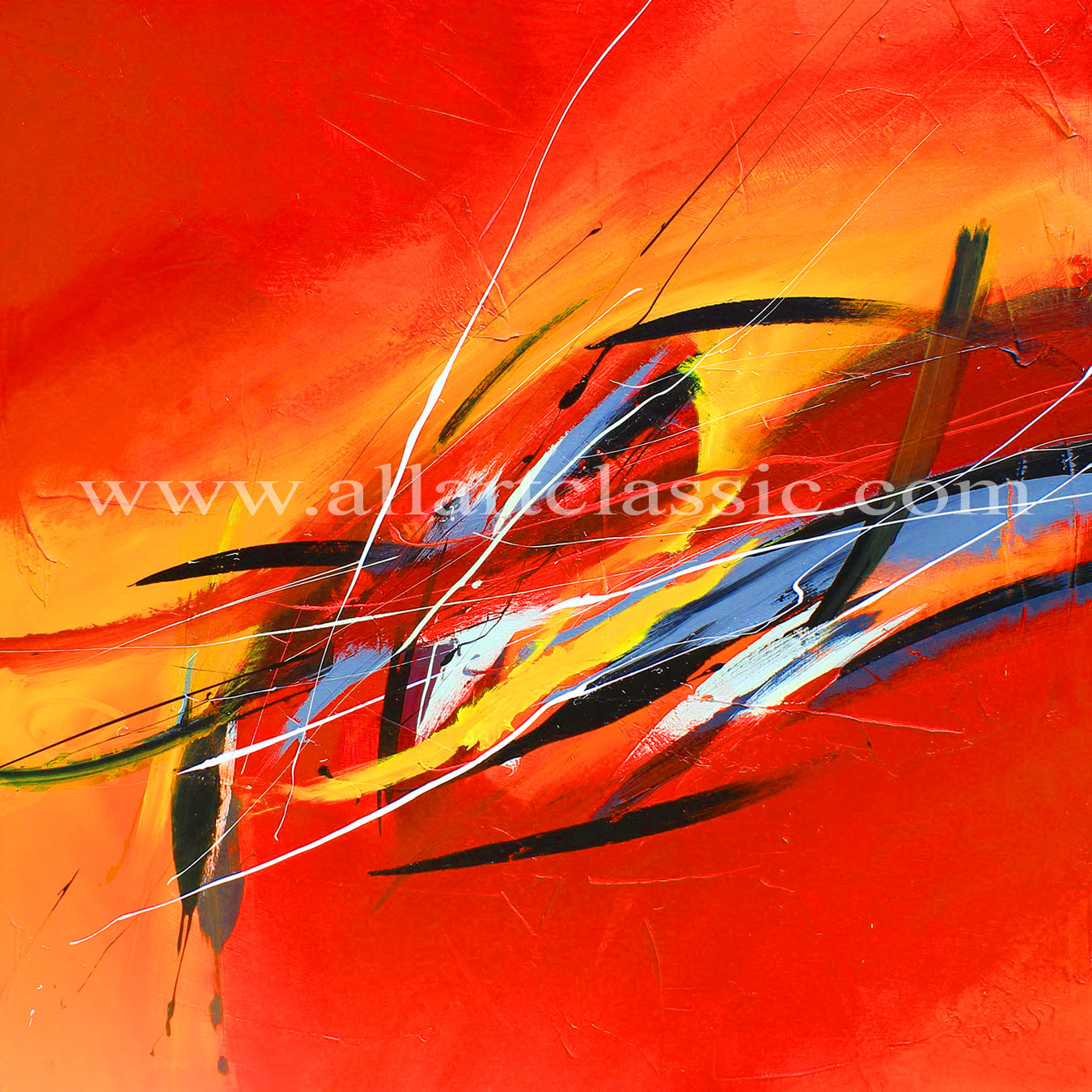 Original painting abstract textured painting