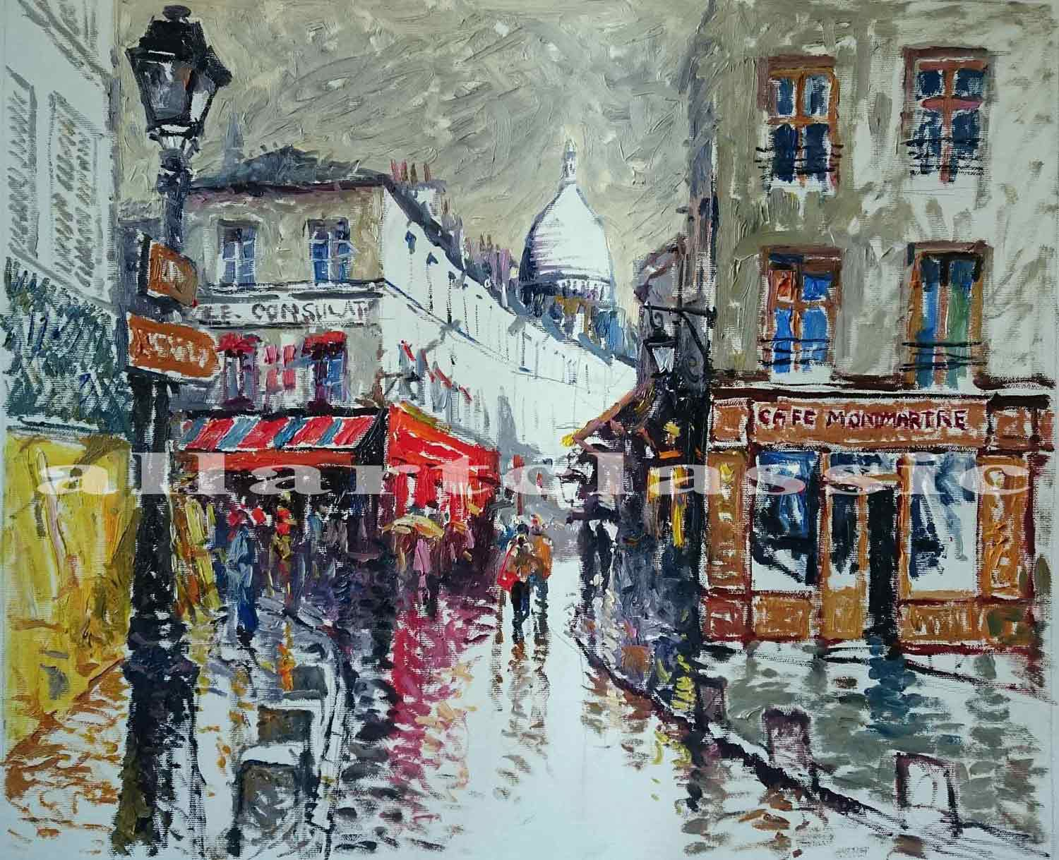 Cheap paintings for sale modern impressionist painting for Painting for sale by artist