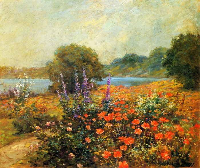 Paintings Abbott Fuller Graves