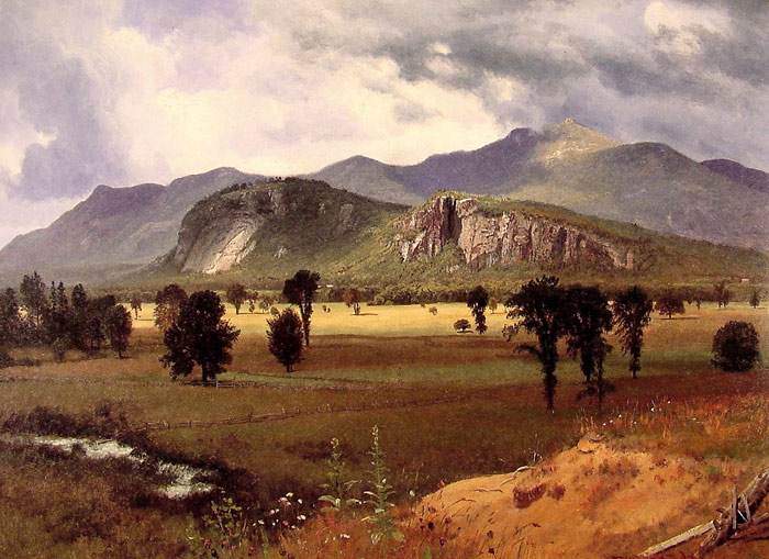 Paintings Albert Bierstadt