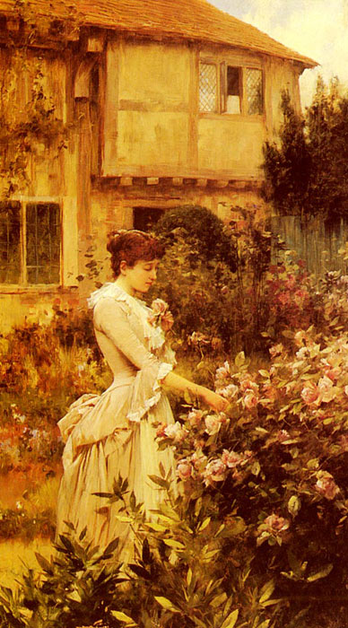 Paintings Alfred Glendening