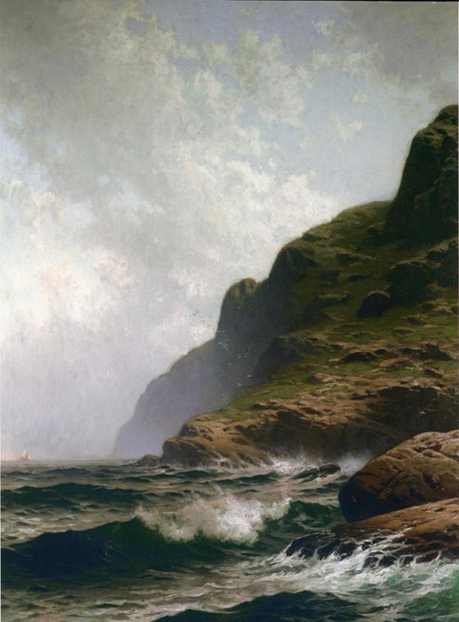 Alfred Thompson Bricher Reproductions-Grand Summer, Grand Manan