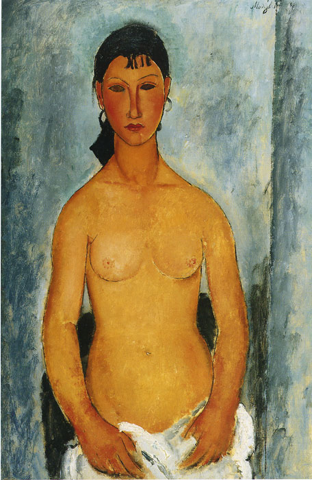 Paintings Modigliani, Amedeo
