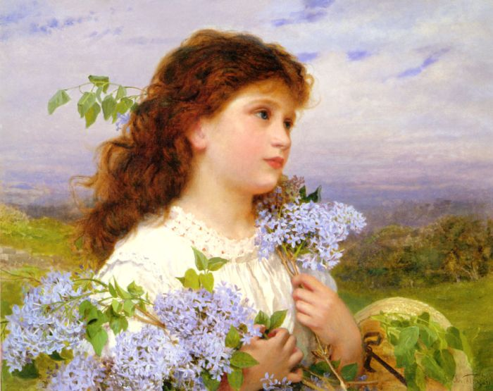 Paintings Sophie Gengembre Anderson