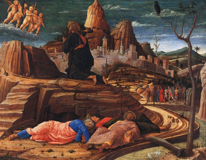 Paintings Andrea Mantegna