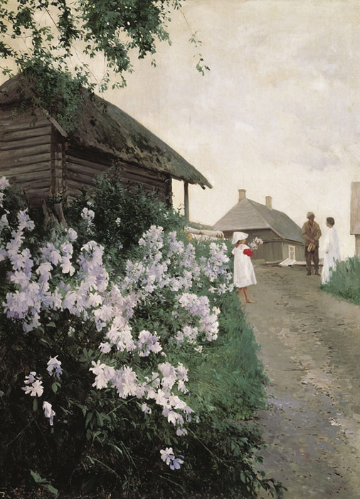 Paintings Reproductions Shilder, Andrey Nikolaevich Finland Country-house