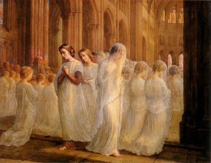 Paintings Anne- Francois- Louis Janmot