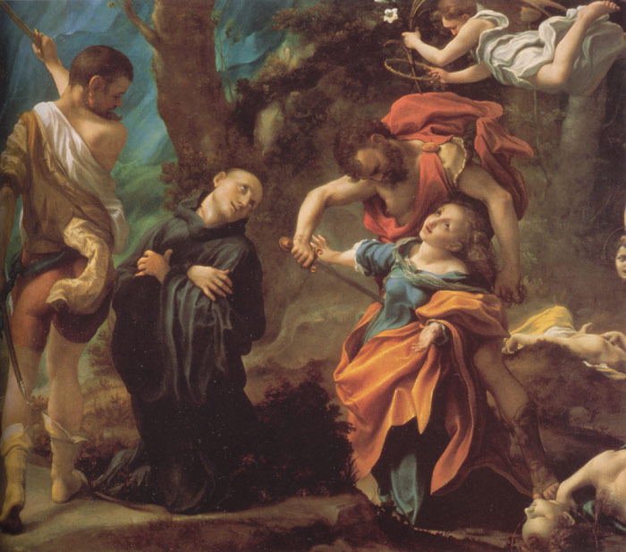 Paintings Antonio Allegri Correggio