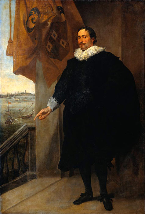 Paintings Sir Antony van Dyck