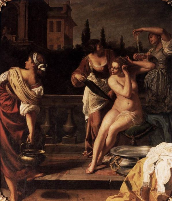Paintings Artemisia Gentileschi
