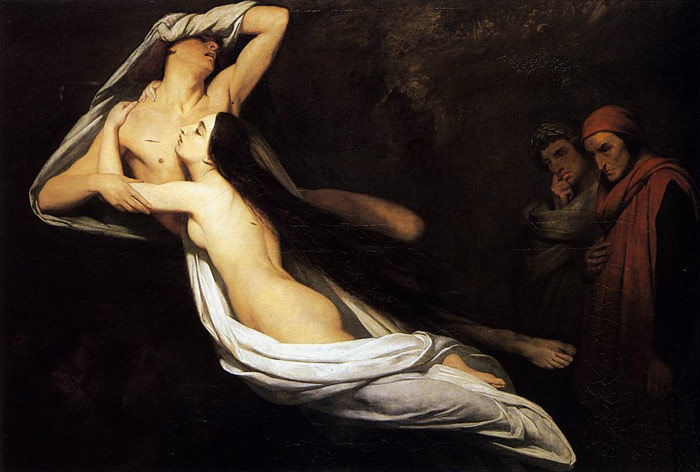 Paintings Ary Scheffer
