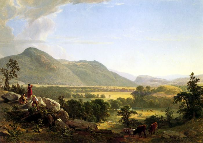 Paintings Asher Brown Durand
