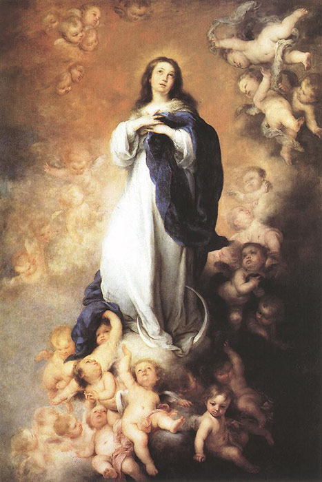 Paintings Murillo, Bartolome Esteban