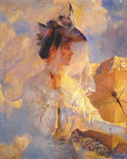 Paintings Frank Weston Benson