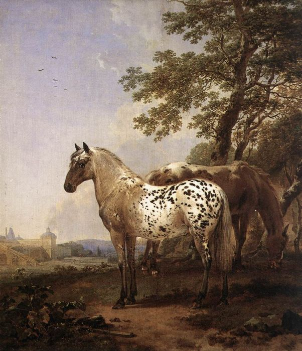 Paintings Nicolaes Berchem