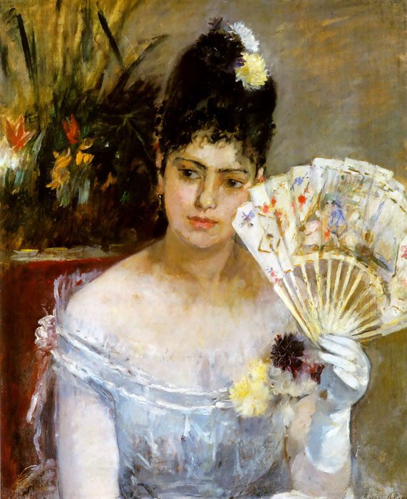 Paintings Berthe Morisot