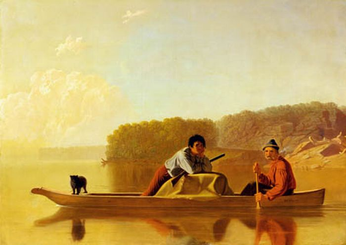 Paintings George Caleb Bingham