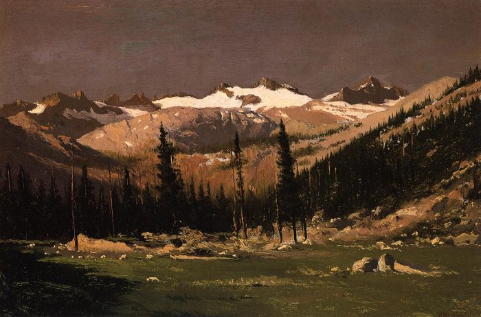 Paintings William Bradford