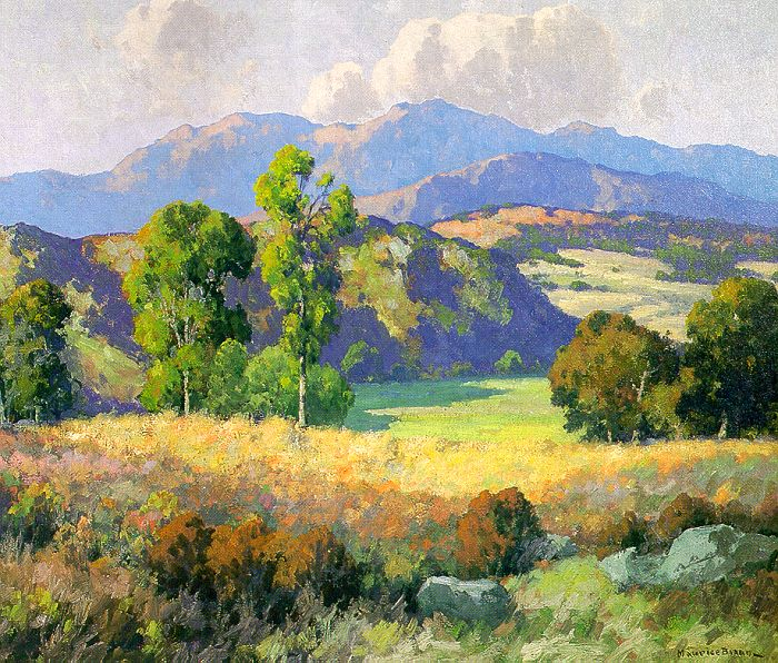 Maurice  Braun Reproductions-Landscape