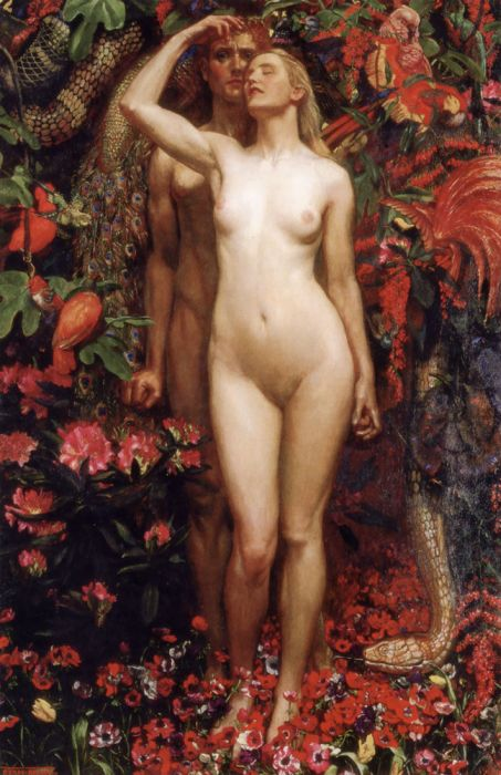Paintings John Byam Shaw