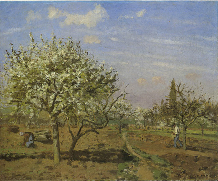 Paintings Camille Pissaro