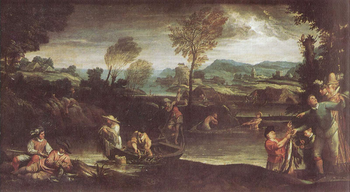 Paintings Annibale Carracci