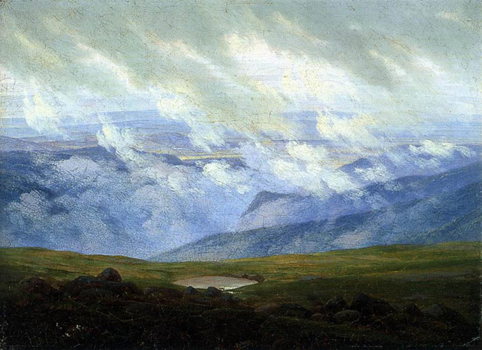 Paintings Caspar David Friedrich