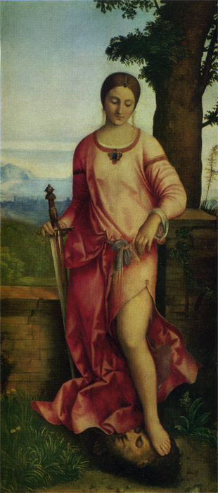 Paintings Giorgione, Castelfranco Veneto