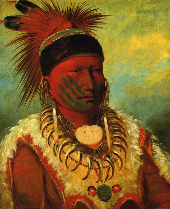 Paintings George  Catlin