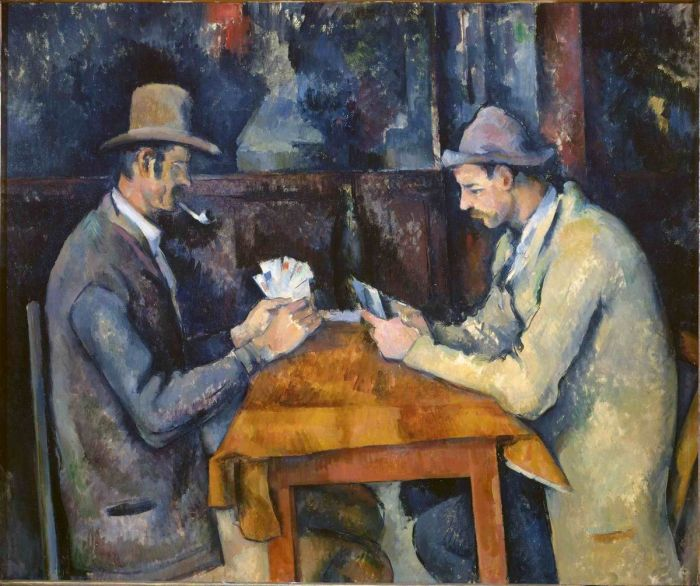 Paintings Paul Cezanne