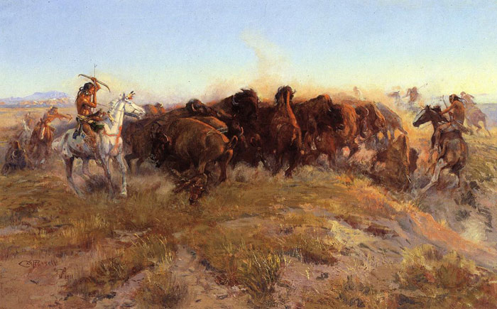Paintings Charles Marion Russell