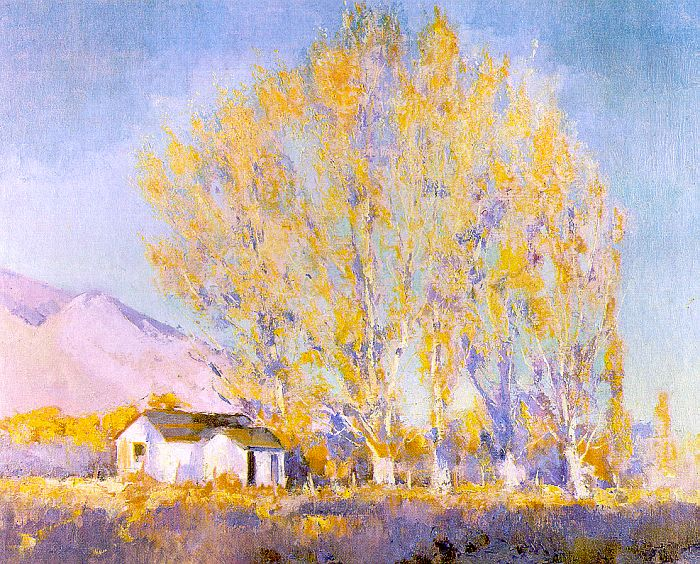 Paintings Alson Skinner Clark
