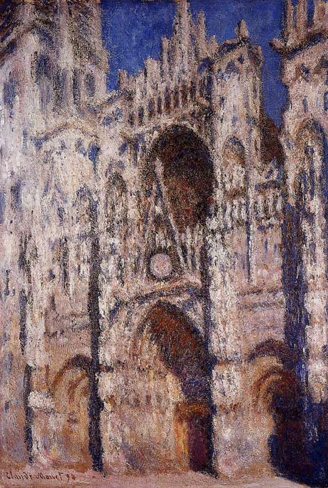 Rouen Cathedral , 1893	 Monet, Claude Oscar Painting Reproductions
