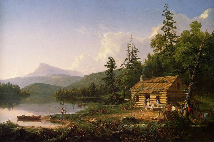 Paintings Thomas Cole