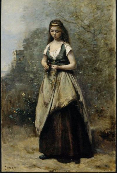 Paintings Corot, Jean-Baptiste -Camille