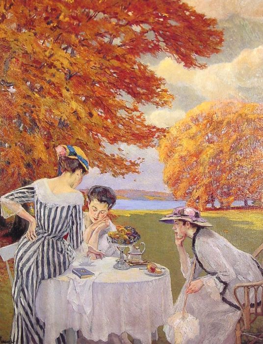 Paintings Edward Cucuel