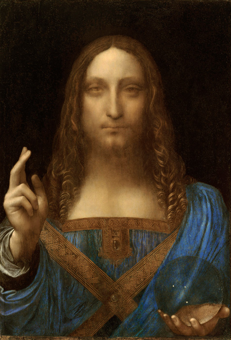 Leonardo da Vinci Paintings