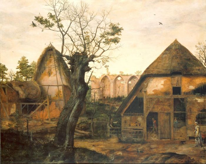Paintings Dalem, Cornelis van