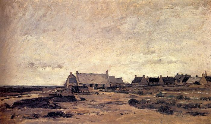 Paintings Daubigny, Charles-Francois