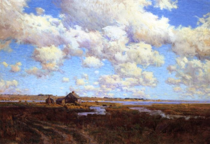 Charles Harold Davis Reproductions-Clearing after a Storm, 1897