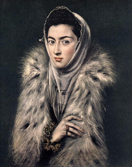 Paintings El Greco