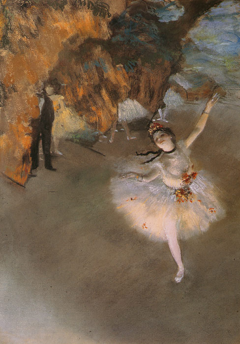 Paintings Edgar Degas