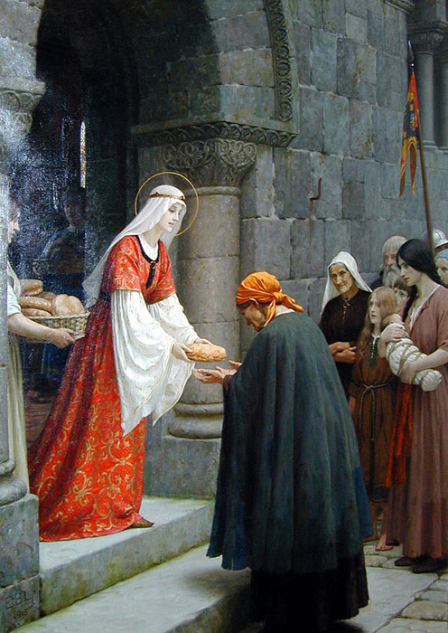Paintings Edmund Blair Leighton