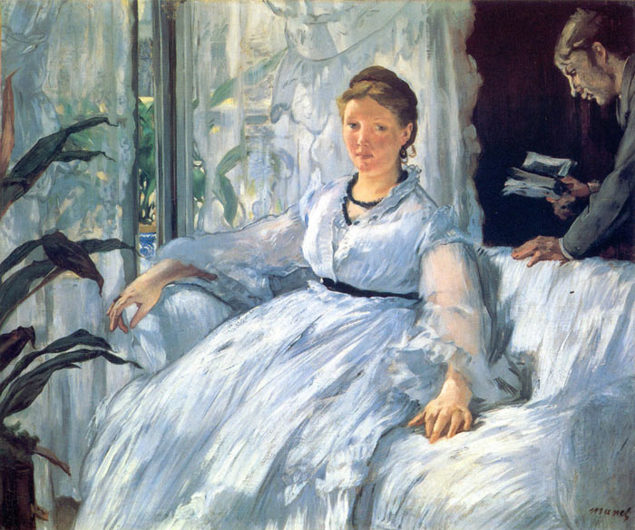 Paintings Edouard Manet