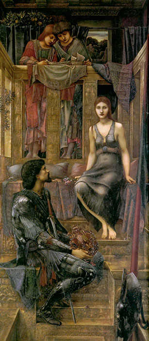 Paintings Sir Edward Coley Burne-Jones