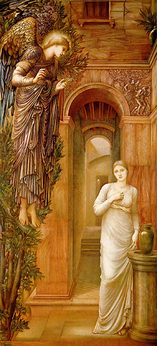Paintings Burne-Jones,Sir Edward Coley