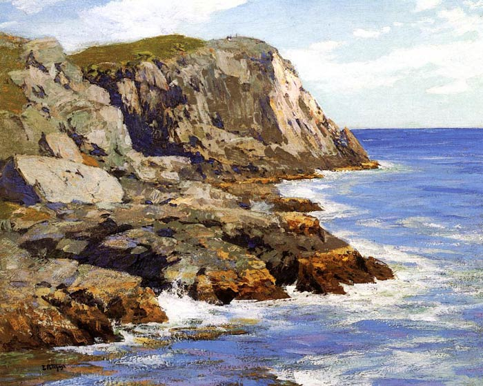 Edward Potthast  Reproductions-Monhegan