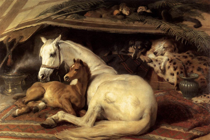 Landseer Paintings