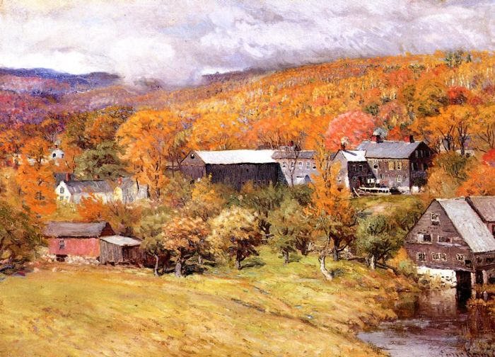 Paintings John J Enneking