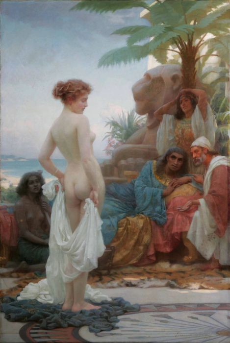 Ernest Normand Reproductions-The White Slave, 1894